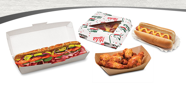 Paperboard Food Boxes « Deluxe Packaging